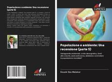 Обложка Popolazione e ambiente: Una recensione (parte 5)