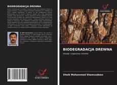 Обложка BIODEGRADACJA DREWNA