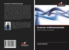 Capa do livro de Scanner tridimensionale