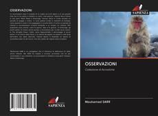 Couverture de OSSERVAZIONI