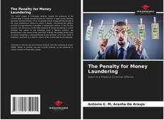 Bookcover of THE PENALTY FOR MONEY LAUNDERING IN THE EVENT OF A PREVIOUS CRIMINAL OFFENCE