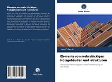 Couverture de Elemente von mehrstöckigen Holzgebäuden und -strukturen