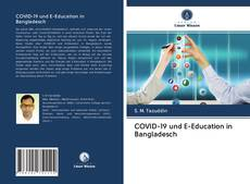 Bookcover of COVID-19 und E-Education in Bangladesch