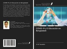 Bookcover of COVID-19 y E-Educación en Bangladesh