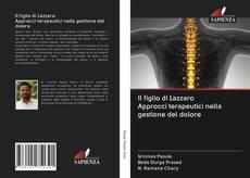 Couverture de Il figlio di Lazzaro Approcci terapeutici nella gestione del dolore