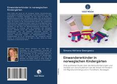 Portada del libro de Einwandererkinder in norwegischen Kindergärten