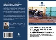 Soziale Verantwortung der Unternehmen in der dänischen Reiseveranstalterbranche的封面