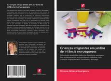 Capa do livro de Crianças imigrantes em jardins de infância noruegueses