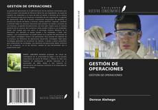 GESTIÓN DE OPERACIONES kitap kapağı