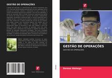 Bookcover of GESTÃO DE OPERAÇÕES