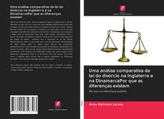 Copertina di Uma análise comparativa da lei do divórcio na Inglaterra e na DinamarcaPor que as diferenças existem
