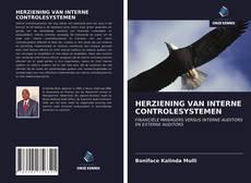 Обложка HERZIENING VAN INTERNE CONTROLESYSTEMEN