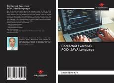 Couverture de Corrected Exercises POO, JAVA Language