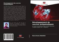 Développement de vaccins antipaludiques kitap kapağı