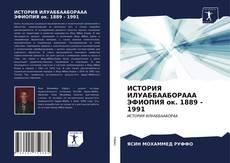Bookcover of ИСТОРИЯ ИЛУАББААБОРААА ЭФИОПИЯ ок. 1889 - 1991