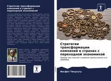 Bookcover of Стратегии трансформации компаний в странах с переходной экономикой