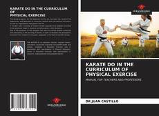 Обложка KARATE DO IN THE CURRICULUM OF PHYSICAL EXERCISE
