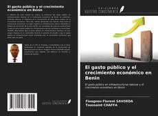 Buchcover von El gasto público y el crecimiento económico en Benin