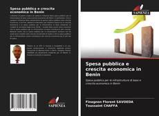 Copertina di Spesa pubblica e crescita economica in Benin