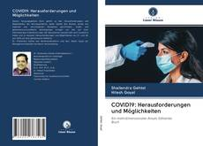 Copertina di COVID19: Herausforderungen und Möglichkeiten