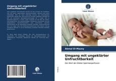 Portada del libro de Umgang mit ungeklärter Unfruchtbarkeit