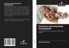 Buchcover von Gestione dell'infertilità inspiegabile
