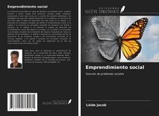 Emprendimiento social kitap kapağı