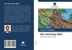 Der Irak-Krieg 2003的封面