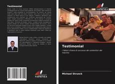 Обложка Testimonial