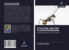 Bookcover of ECOLOGIE VAN EEN PLAAGSPRINKHAAN