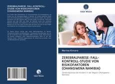 ZEREBRALPARESE: FALL-KONTROLL-STUDIE VON RISIKOFAKTOREN (OHANGWENA NAMIBIA) kitap kapağı