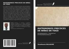 MATRIMONIOS PRECOCES DE NIÑAS EN TOGO的封面