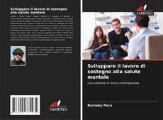 Borítókép a  Sviluppare il lavoro di sostegno alla salute mentale - hoz