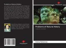 Bookcover of Problems of Natural History