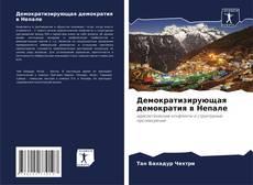 Bookcover of Демократизирующая демократия в Непале