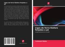 Capa do livro de Ligas de ferro-fósforo forjadas a pó