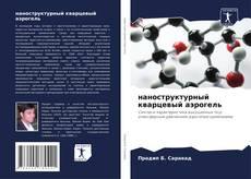 Buchcover von наноструктурный кварцевый аэрогель