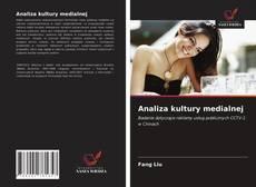 Capa do livro de Analiza kultury medialnej
