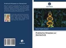 Bookcover of Praktische Hinweise zur Gentechnik