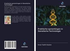 Bookcover of Praktische opmerkingen in Genetische Technologie