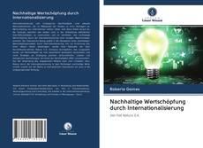 Capa do livro de Nachhaltige Wertschöpfung durch Internationalisierung