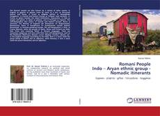 Borítókép a  Romani People Indo – Aryan ethnic group - Nomadic itinerants - hoz