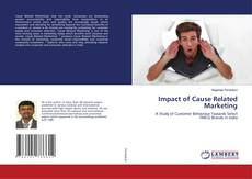 Bookcover of Impact of Cause Related Marketing