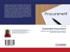 Bookcover of Sustainable Procurement
