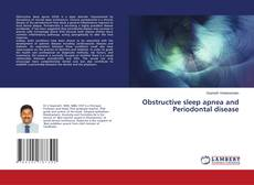 Bookcover of Obstructive sleep apnea and Periodontal disease