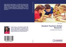 Capa do livro de Student Teachers Action Research