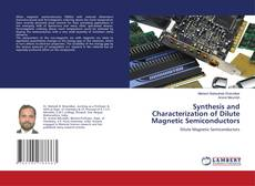 Обложка Synthesis and Characterization of Dilute Magnetic Semiconductors