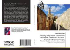 Couverture de Mapping the Cultural Dimensions among the Palestinian Students