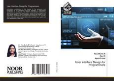 Bookcover of User Interface Design for Programmers