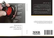 Bookcover of سته سيجما - الحزام الاخضر